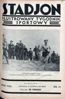 Stadjon, 1930, nr 17