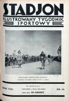 Stadjon, 1930, nr 18