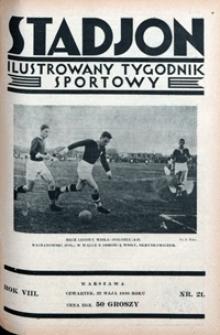Stadjon, 1930, nr 21