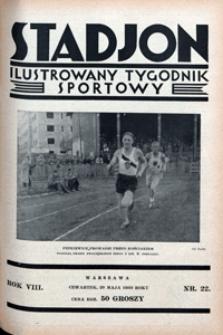 Stadjon, 1930, nr 22
