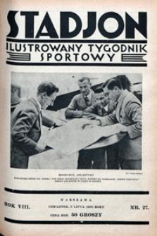 Stadjon, 1930, nr 27