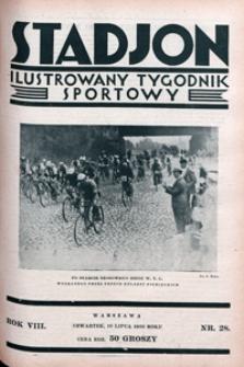 Stadjon, 1930, nr 28