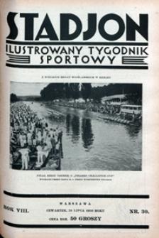 Stadjon, 1930, nr 30