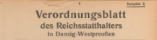 Verordnungsblatt des Reichsstatthalters in Danzig-Westpreussen, 1942.06.16 nr 40