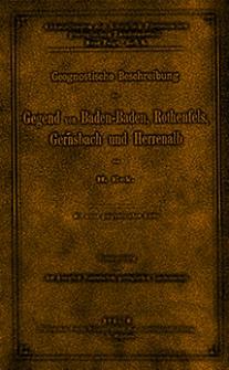Abhandlungen der Königlich Preussischen Geologischen Landesanstalt : neue Folge 1892 H. 6