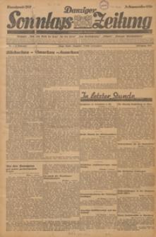 Danziger Sonntags Zeitung, 1930.10.12 nr 37
