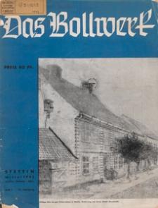 Das Bollwerk : die NS Monatszeitschrift Pommerns, 1942 H 1