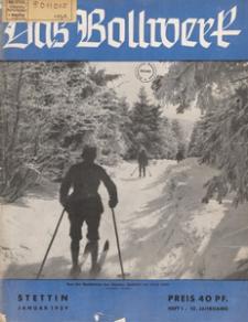 Das Bollwerk : die NS Monatszeitschrift Pommerns, 1939 H 1