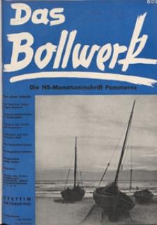 Das Bollwerk : die NS Monatszeitschrift Pommerns, 1935 H 9