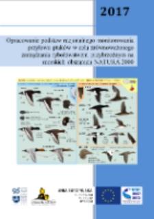 Opracowanie podstaw racjonalnego monitorowania przyłowu ptaków w celu zrównoważonego zarządzania rybołówstwem przybrzeżnym na morskich obszarach NATURA 2000