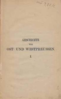 Geschichte von Ost- und Westpreussen