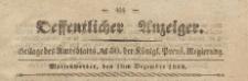 Oeffentlicher Anzeiger : Beilage des Amtsblatt der Königlichen Preussischen Regierung, 1839.12.13 nr 50