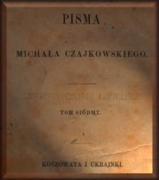 Koszowata i Ukrainki : powieść historyczna
