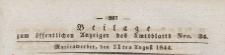 Beilage zum öffentlichen Anzeiger des Amtsblatts, 1844.08.21 nr 34