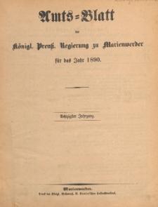 Amts-Blatt der Königlichen Regierung zu Marienwerder für das Jahr, 1890.08.06 nr 32