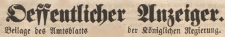 Oeffentlicher Anzeiger : Beilage des Amtsblatt der Königlichen Regierung, 1869.02.17 nr 7