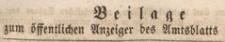 Beilage zum öffentlichen Anzeiger : Beilage des Amtsblatts, 1842.12.16 nr 50