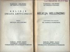 Religja hellenizmu