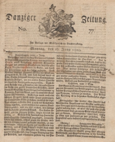 Danziger Zeitung, 1808.06.27 nr 77