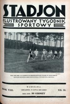 Stadjon, 1930, nr 31