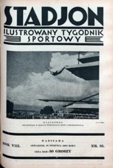 Stadjon, 1930, nr 35