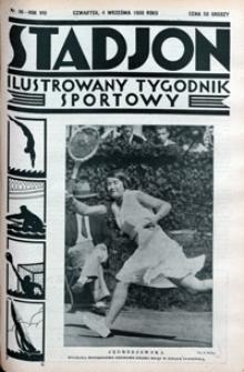 Stadjon, 1930, nr 36