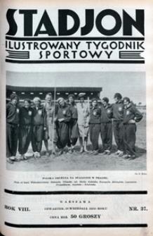 Stadjon, 1930, nr 37