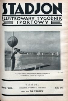 Stadjon, 1930, nr 38