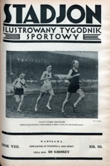 Stadjon, 1930, nr 39