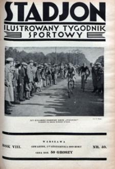 Stadjon, 1930, nr 40