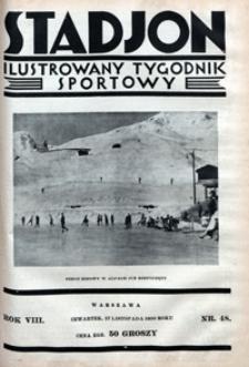 Stadjon, 1930, nr 48