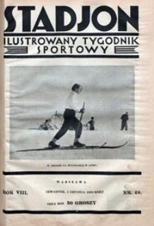 Stadjon, 1930, nr 49