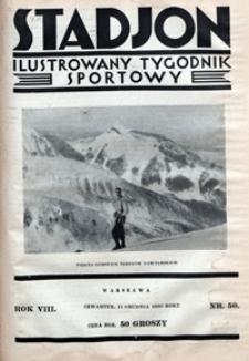 Stadjon, 1930, nr 50