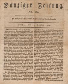 Danziger Zeitung, 1812.10.13 nr 164