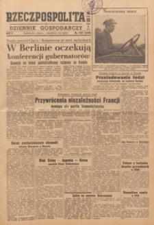 Rzeczpospolita i Dziennik Gospodarczy, 1948.09.21 nr 260