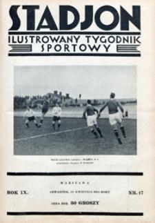 Stadjon, 1931, nr 17