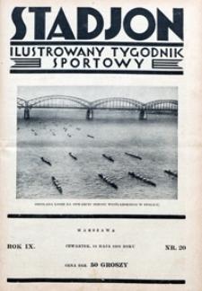 Stadjon, 1931, nr 20