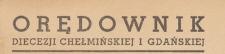 Orędownik Diecezji Chełmińskiej i Gdańskiej. 1946.10 nr 4