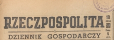 Rzeczpospolita i Dziennik Gospodarczy, 1948.01.07 nr 6