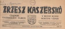 Zrzesz Kaszëbskô, 1939.06-07 nr 6-7