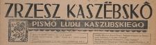 Zrzesz Kaszëbskô : pismo Ludu Kaszubskiego, 1945.11.13 nr 18