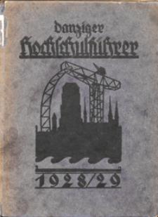 Danziger Hochschulführer 1928/1929