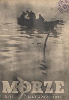Morze : organ Ligi Morskiej, 1946.11 nr 11