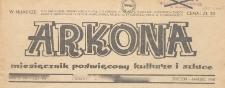 Arkona : miesięcznik poświęcony kulturze i sztuce, 1948.01-03 nr 01/03