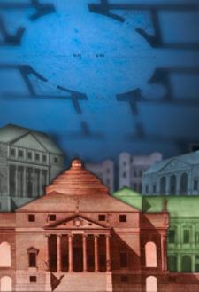 Les batimens et les desseins de Andre Palladio recueillis et illustres par Octave Bertotti Scamozzi, ouvrage divise en quatre volumes, avec des planches, qui representent les plans, les facades, et les coupes. T. 2
