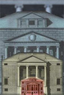 Les batimens et les desseins de Andre Palladio recueillis et illustres par Octave Bertotti Scamozzi, ouvrage divise en quatre volumes, avec des planches, qui representent les plans, les facades, et les coupes. T. 3