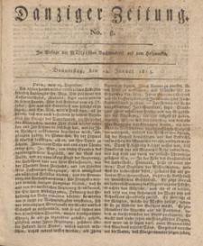 Danziger Zeitung, 1813.01.14 nr 8