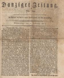 Danziger Zeitung, 1813.01.29 nr 16