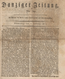 Danziger Zeitung, 1813.02.04 nr 19
