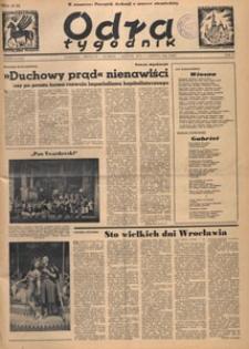 Odra : tygodnik, 1948.06.20 nr 25
